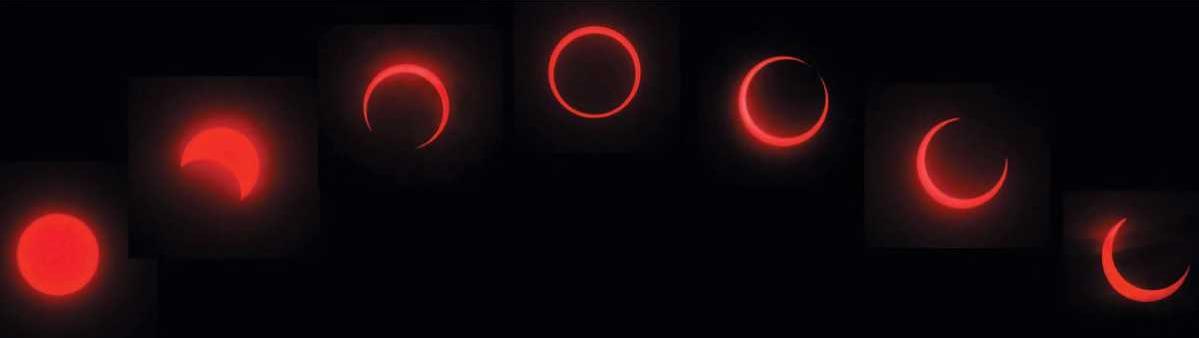 Gerhana Matahari Cincin Dijangka 20 Mei