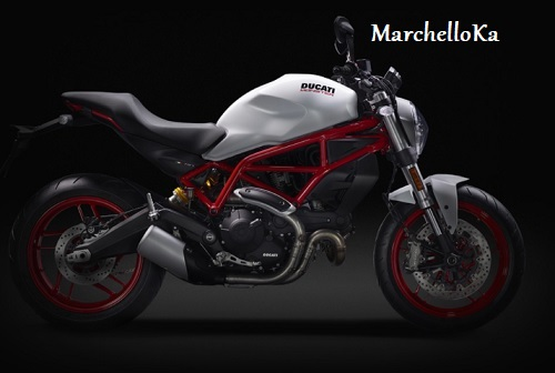Feature Ducati Monster 797