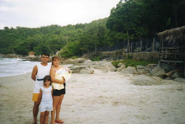 Praia privada em SC