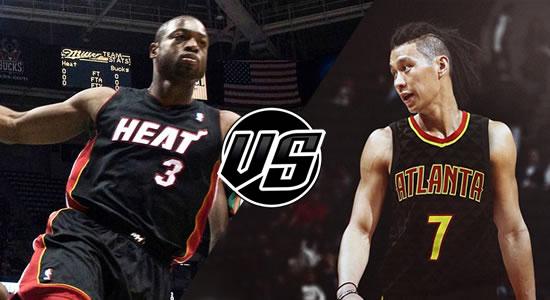 Live Streaming List: Miami Heat vs Atlanta Hawks 2018-2019 NBA Season