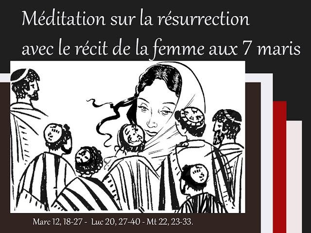 BD et méditation : la femme aux sept maris