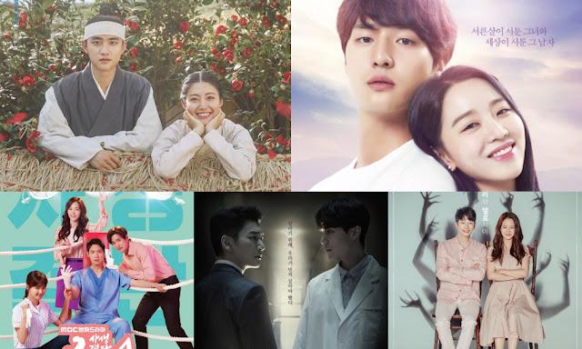 tvN月火劇《百日的郎君》收視創歷年最佳首播記錄 《雖然30但仍17》收視新高穩坐冠軍寶座