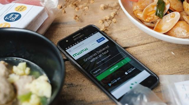 Mumu Menyediakan Aplikasi Untuk Grocery Online
