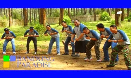 Paket wisata Gathering Outbond Bandung