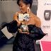 MTV Award: Tiwa Savage speaks after flooring Davido as Best African Act