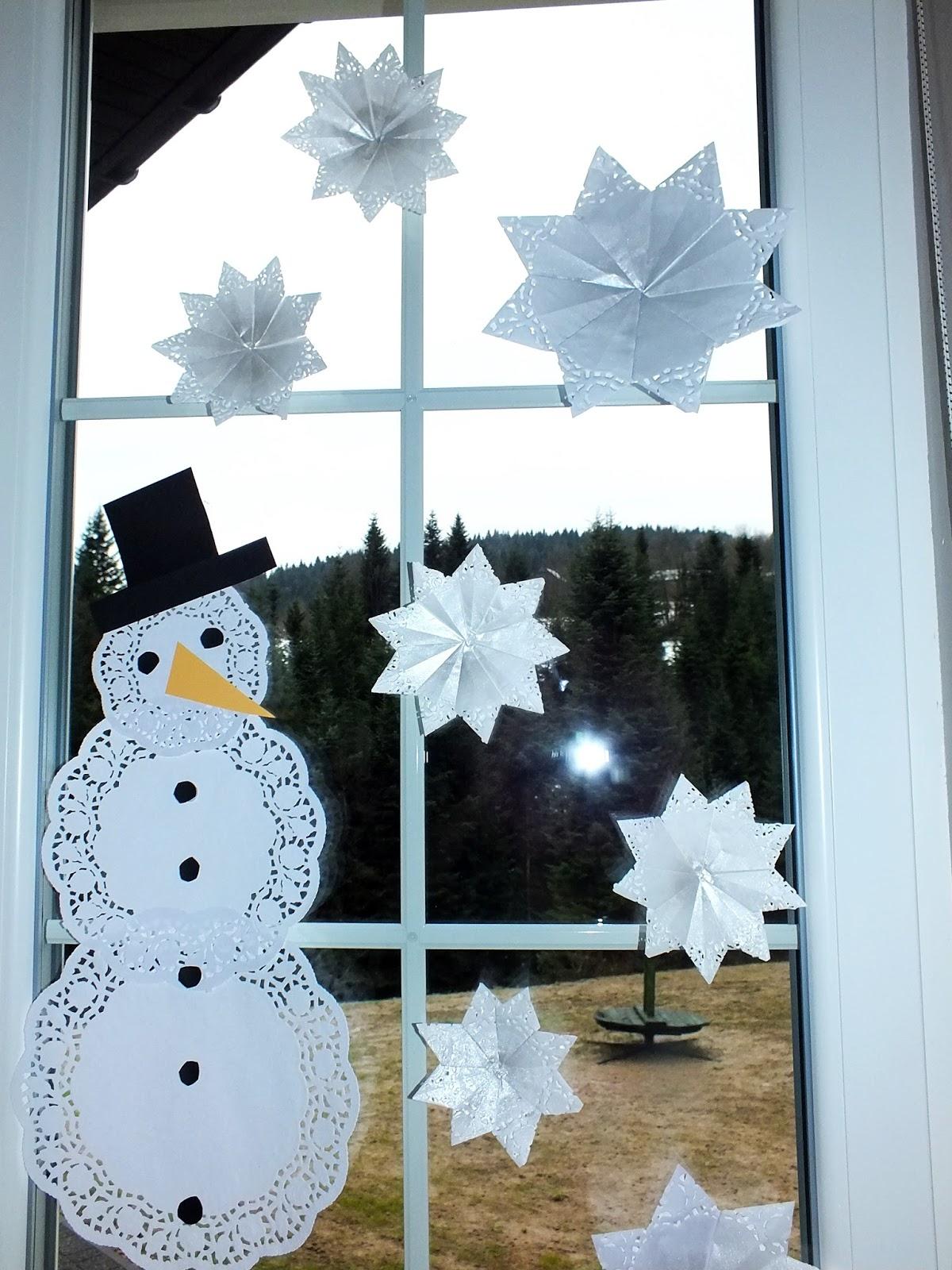 Zimowe Dekoracje Diy Blondynki Kreatywnie