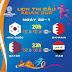 Lịch thi đấu Asian Cup 2019 ngày 22-1