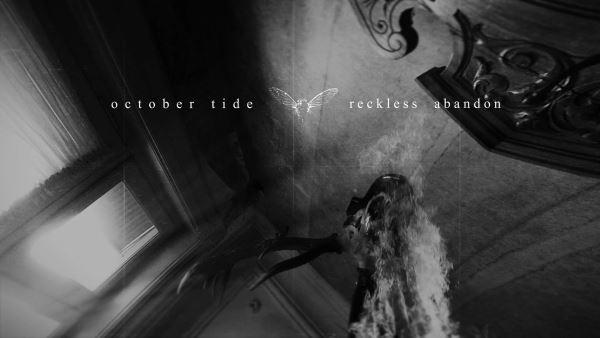 "OCTOBER TIDE: Δείτε το νέο τους video για το κομμάτι ""Reckless Abandon"""