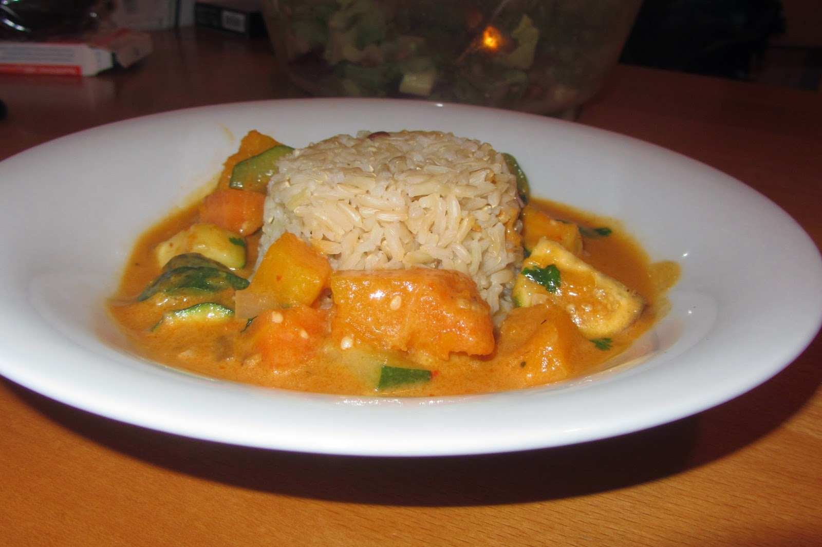 Thai Küche Rezepte Curry Soulfood Giesing Schnelles Thai Curry Vegetarisch Vegan
