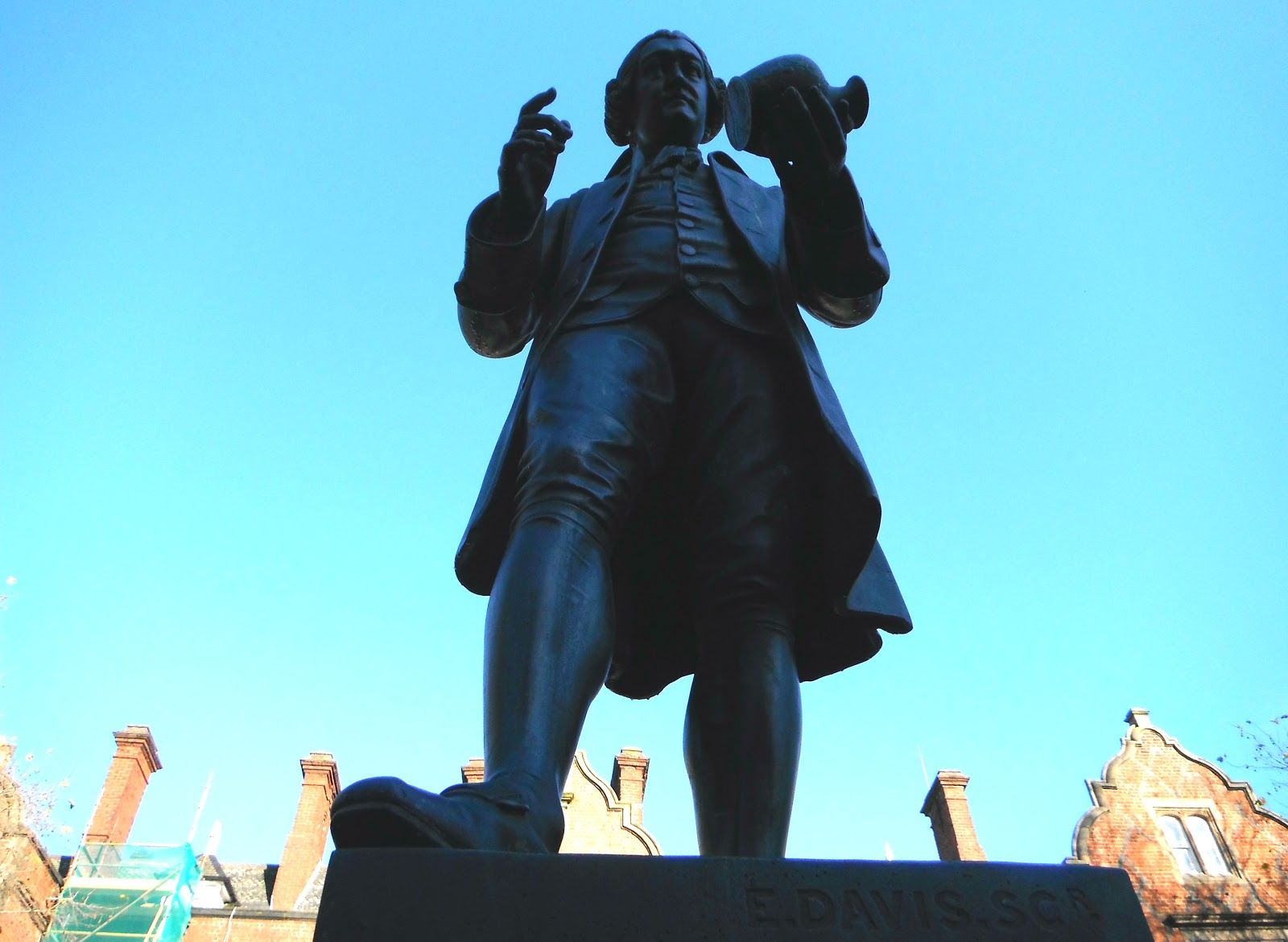Statue of Josiah Wedgwood