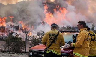 Live updates: Death toll jumps to 40 in Northern California fires
