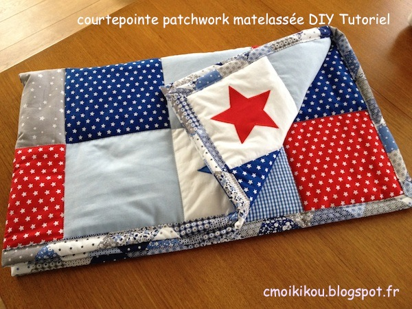 Tuto patchwork gratuit perfect tuto tour de lit patchwork with tuto patchwork gratuit - Tuto patchwork gratuit ...