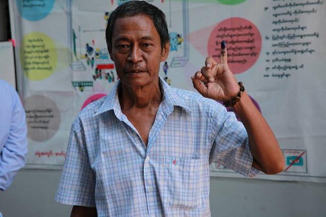 ၿဖိဳးသီဟခ်ဳိ (Myanmar Now) ● အႏိုင္ရအမတ္ေလာင္းႏွင့္ ေရြးေကာက္ပြဲအႀကိဳကာလ ေငြေခ်းလုပ္ငန္း