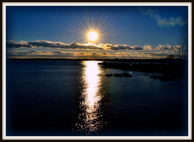 Sunset, Rays, Salem Harbor, Salem, Massachusetts, best