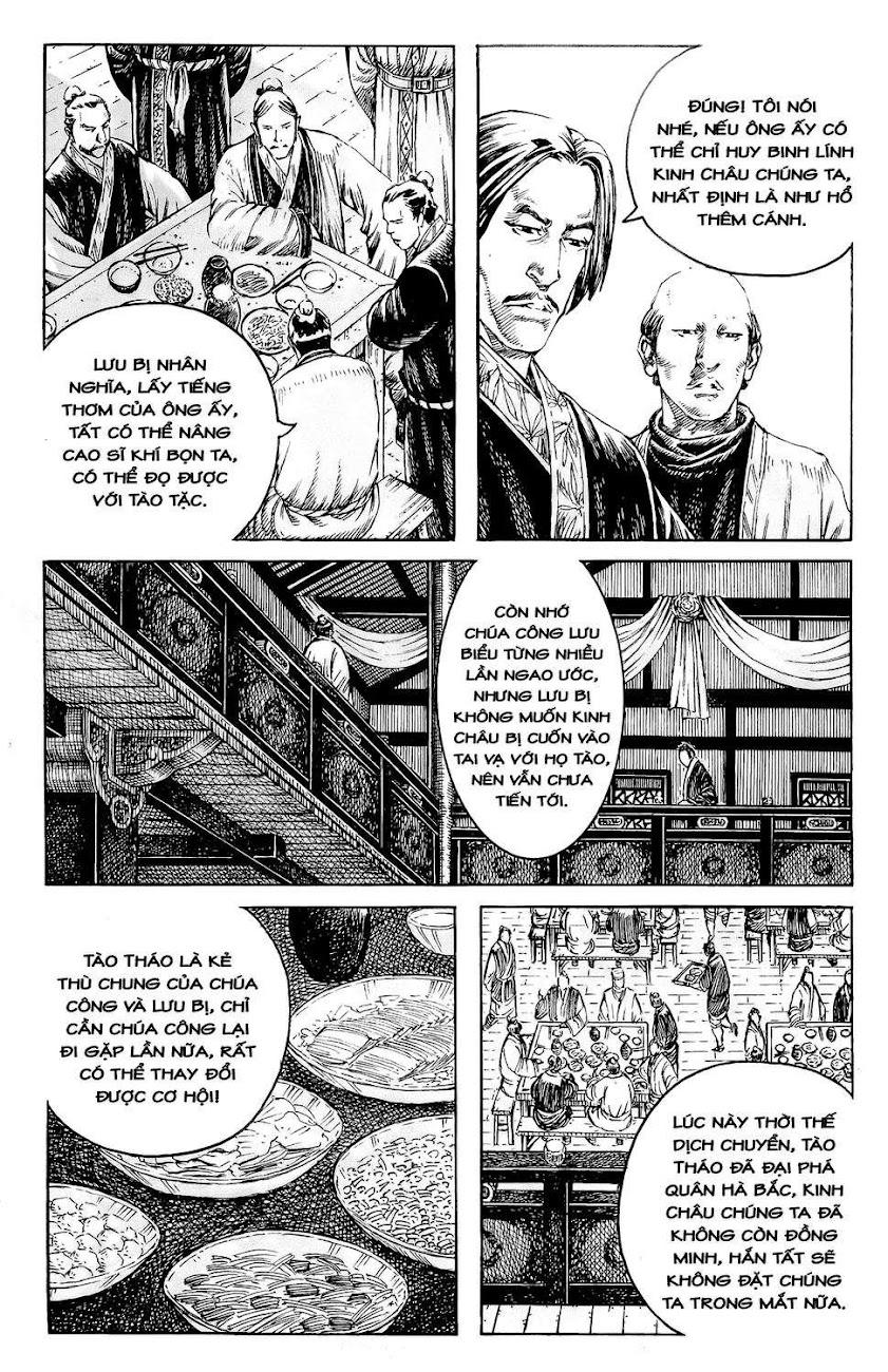 Hỏa phụng liêu nguyên Chương 355: Kinh Châu vi long [Remake] trang 5