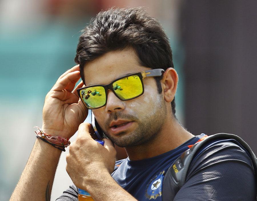 Virat Kohli New Hd Wallpaper 2013 All Cricket Stars