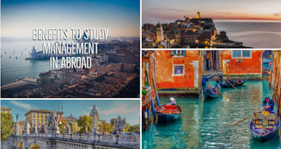 Study Management in Abroad