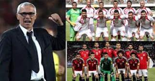 تعرف على موعد مباراة منتخب مصر وتونس الاحد 11 يونيو 2017 وتشكيل مصر
