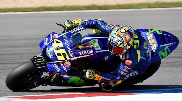 Rossi Pede Bakal Kompetitif pada Balapan MotoGP Inggris