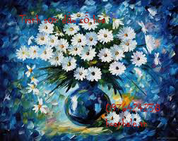 Tranh son dau so hoa o Huyen Dong Anh