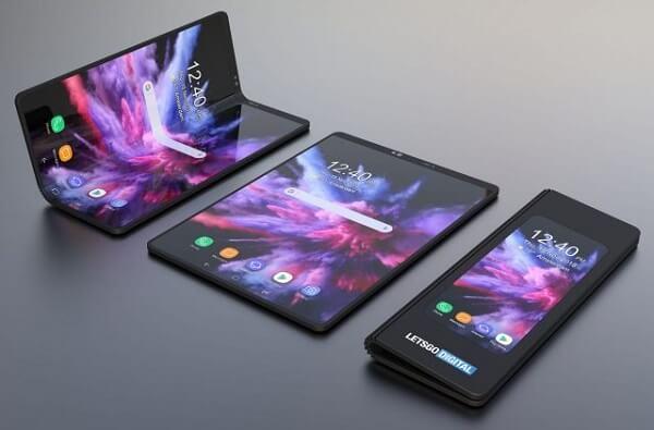 هاتف سامسونج القابل للطي سيمتلك بطارية عملاقة بحجم 6000mAh