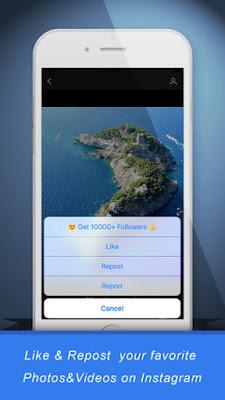 InstaSaver تطبيق مميز لتحميل الصور و الفيديو من انستجرام