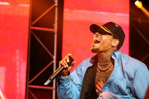 Chris Brown Wants To Be The Next quotFortnitequot Emote
