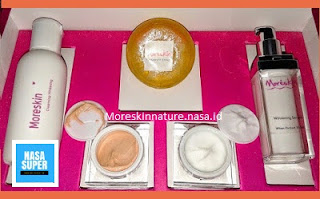 Paket Moreskin Nature Cosmetic Skin Care