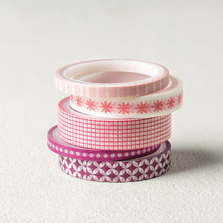 Basics Pack 1 Washi tape Stampin' Up!