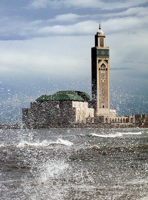 El Hank Lighthouse of Morocco