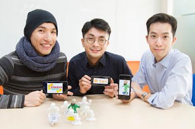 [Meet創業之星]實體玩具x虛擬遊戲,來自紐約的Toii Inc.要把球星公仔放進遊戲裡