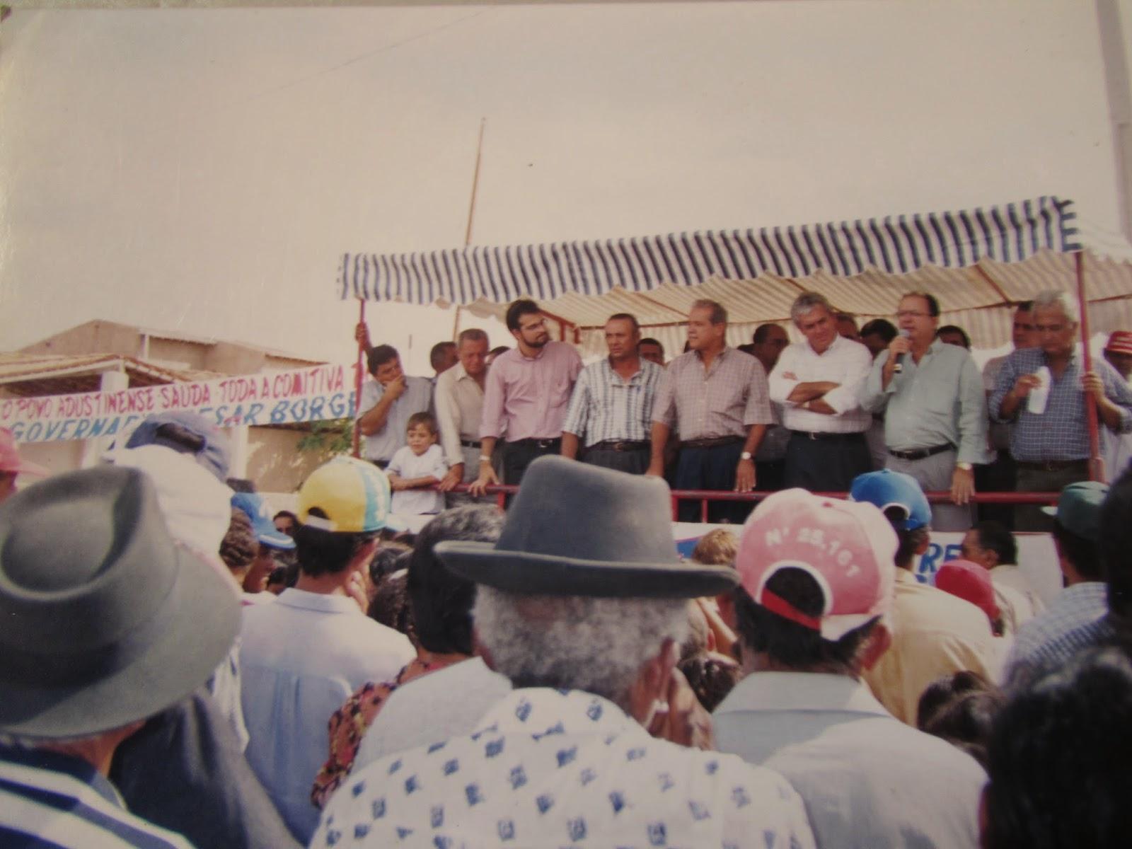 Resultado de imagem para foto da inauguração da Ba 392 adustina