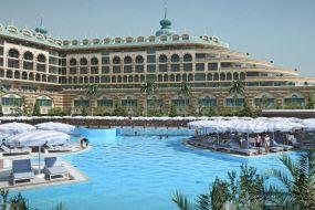 Crystal Sunset Luxury Resort Spa Antalya Side Kumkoy