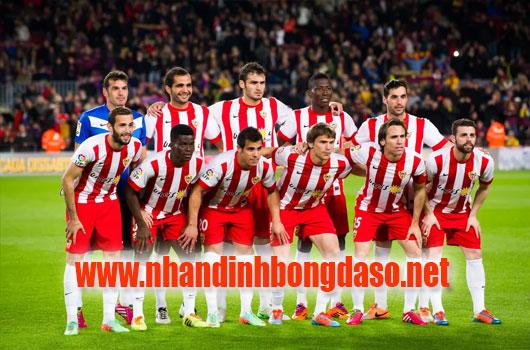 Osasuna vs Almeria 21h00 ngày 8/9 www.nhandinhbongdaso.net