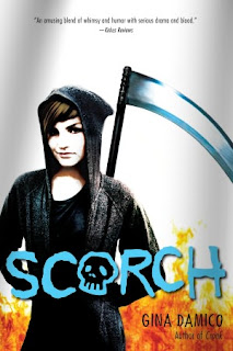 Gina Damico Scorch