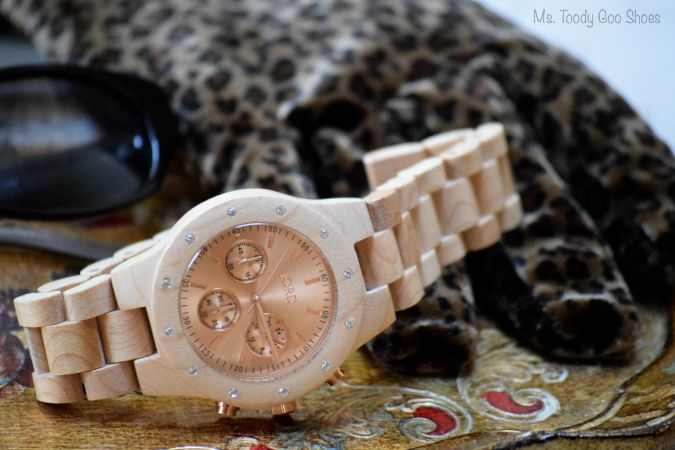 Jord Wooden Watch | Ms. Toody Goo Shoes #jordwatch