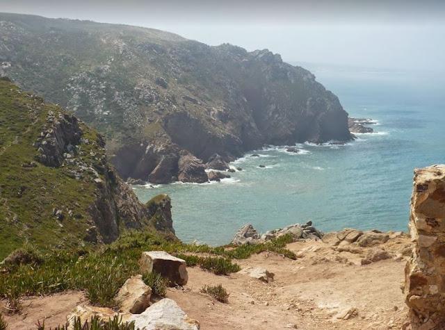 Panorama da Cabo da Roca