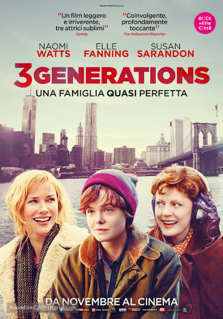 3 Generations (2016) ταινιες online seires oipeirates greek subs