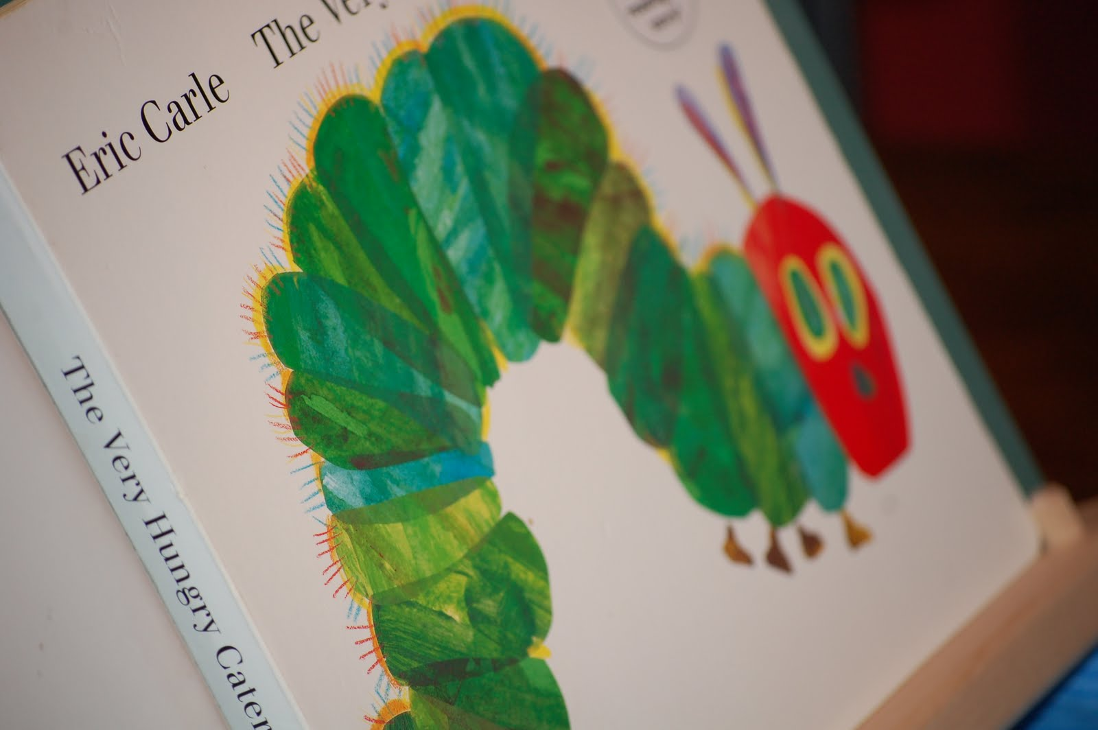 The Very Hungry Caterpillar And The Letter C