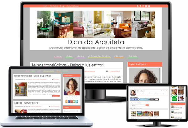 Blog Dica da Arquiteta