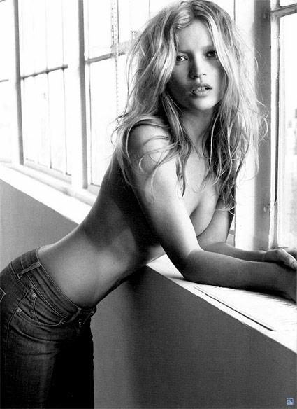 Kate Moss Skinny Nude 115