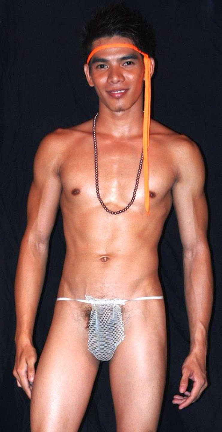 gay nude male revue show