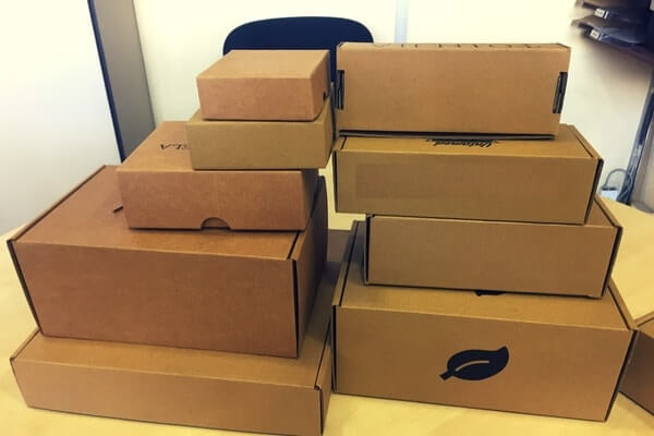 cajas para envios de cafe