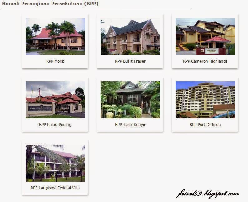 Rumah Peranginan Persekutuan Tanjung Tuan Micro Usb H