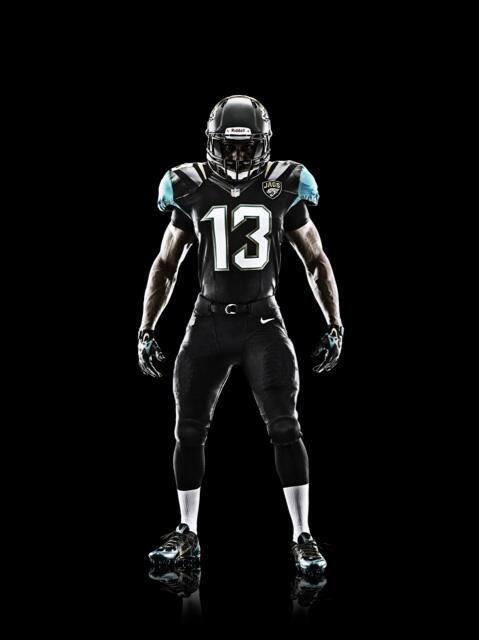 The numbers have changed font and include a multi-colored stroke based on  the jersey color. A