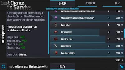 Last Chance to Survive Mod Apk v1.5.5 (Unlimited Crystal)