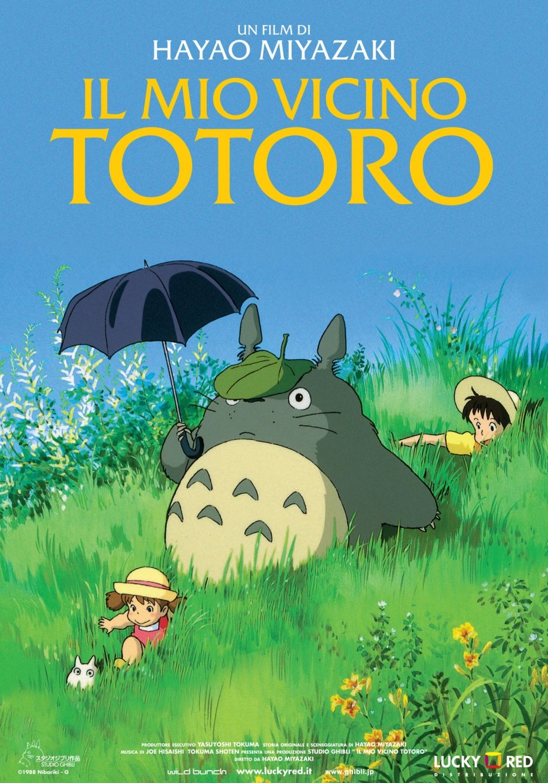 Hàng Xóm Của Tôi Là Totoro (thuyết minh) - My Neighbor Totoro