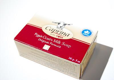 Caprina Goat's Milk