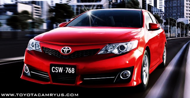 2016 Toyota Camry Atara R Special Edition Review