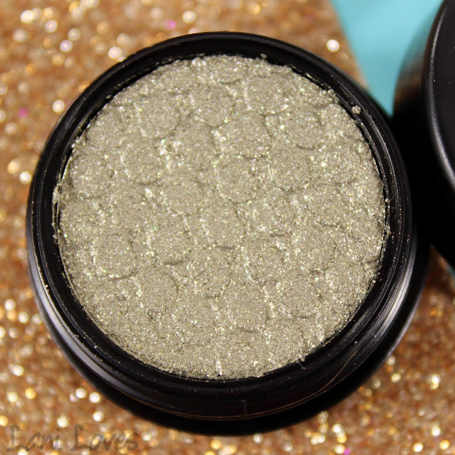 ColourPop Super Shock Shadow - Sleigh Swatches & Review